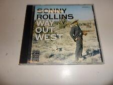 Cd  Way Out West von Sonny Rollins