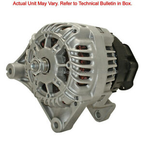 Remanufactured Alternator  Quality-Built  15930