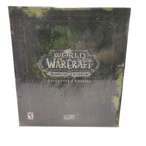 World of Warcraft Collectors Edition - Burning Crusade - New and Sealed