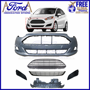 13 14 15 16 17 18 19 20 FORD FIESTA FRONT BUMPER COVER KIT MODIFIED* D2BZ-17757