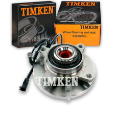 Timken Front Wheel Bearing & Hub Assembly for 2011-2014 Ford F-150 Left zz