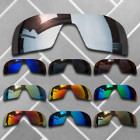 Polarized Replacement lenses for-Oakley Oil Rig Anti-Scratch Multiple Choices US