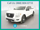 2020 Nissan Titan SV Pickup 4D 5 1/2 ft Alarm System Heated Seats Alloy Wheels F&R Head Curtain Air Bags Traction