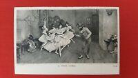 Postcard - S. Hildesheimer & Co Ltd - A Stage Dance