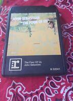 The Four Of Us John Sebastian 8track Tape Cartridge