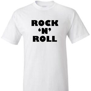 Liam Gallagher Tshirt Rock N Roll Music Manchester