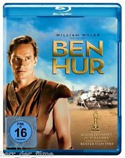 BEN HUR (Charlton Heston, Stephen Boyd) Blu-ray Disc NEU+OVP