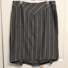 Mossimo Asymmetric Skirt Size 8 Striped