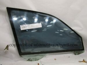 BMW 7 series E38 91-04 V12 5.4 RH OSF Right front double glazed glass window