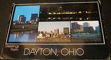 United States Dayton Ohio Greetings K34 Dakota Press - unused