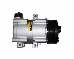 NEW For Mercury Ford F-150 Mustang A/C Compressor-Clutch New Premium Aftermarket