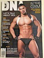 DNA Australian Magazine Issue #93 November 2007 Pornstar Ben Andrews (Rare)
