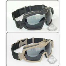 FMA TB1029 Goggles Updated LPG01BK12-2R Regulator with Fan Goggle BK/DE