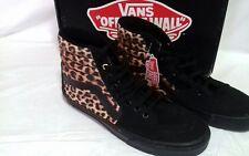 Vans Sk8 Leopard Black Zapatillas US 10
