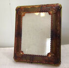 Vintage+Faux+Tortoiseshell+Picture+Frame+Art+Deco+Style+Ornate+Relief