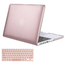 Mosiso hard Case for Macbook Pro 13 15 Retina 2013 2014 2015 + Keyboard Cover