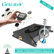 AT&T AWS 1700/2100MHz Cellphone Signal Repeater Amplifier 3G 4G LTE Booster Kit