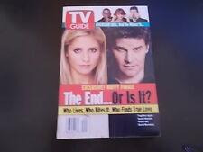 Buffy The Vampire Slayer - TV Guide Magazine 2003