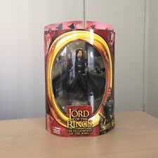 Toy Biz Boromir Lord Of The Rings Figure On Rare Red Card MIB