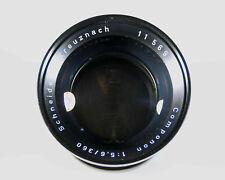 Schneider Kreuznach Durst  Componono 1 : 5.6  360mm lens large format