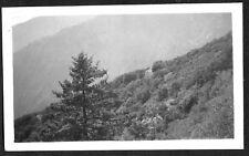 VINTAGE PHOTOGRAPH 1910 MT LOWE SCENIC PASADENA LOS ANGELES CALIFORNIA OLD PHOTO