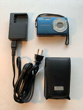 Nikon COOLPIX S550 10.0MP Digital Camera - Graphite black With Charger And Cable
