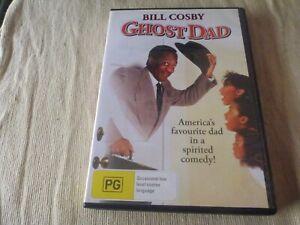 Ghost Dad (DVD) Region 4 Bill Cosby, Kimberly Russell