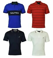Nautica Men's Short Sleeve Classic Fit Polo Shirt