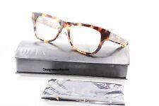 DITA Bonneville DRX-3020B-TKT Tortoise Brow RX Eyeglasses 49mm NWT AUTH DRX 3020