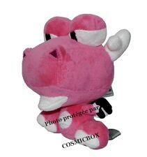 Peluche DRAGOUNE Rose dragon DOFUS PETS collection animaux Wakfu Ankama NEUF