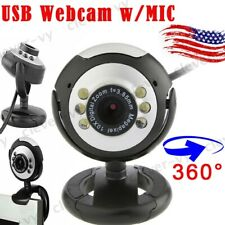 USB 3.0/2.0 HD Zoom Webcam with Mic Web Camera+Microphone For Desktop PC Laptop
