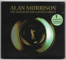 ALAN MORRISON The Man With The Golden Cornet 2005 Hot Records CD NEW & SEALED