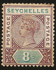 Victoria Era (1840-1901) Colonial Stamp Collections