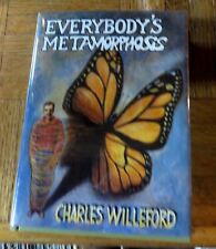 New listing Charles Willeford - Signed Everybody'S Metamorphosis First Edition In Dj