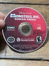 Monsters, Inc. Scream Arena (Nintendo GameCube, 2002) Disc Only