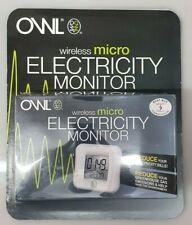 OWL Wireless Micro Electricity Monitor BRAND NEW
