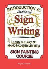 Sign Painting Book