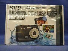 SVP AQUA WP5300 Water Proof Shock Resistant 5.0 MP Digital Camera 8X ZOOM - NEW!