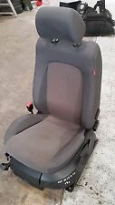2012 SEAT ALTEA XL N/S/F PASSENGER SIDE FRONT INTERIOR SEAT
