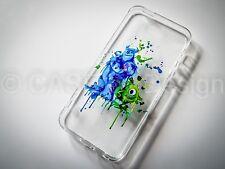 Monster Inc Phone Case Cover Disney Princess iPhone Samsung S9 J3 5 5C 6 7 8 X
