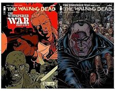 Image Comics Walking Dead #162 Cover Set (A & B) Robert Kirkman Bagged & Boarded