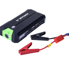 450A Peak 12000mAh Car Auto Jump Starter Emergency Battery Charger Power Bank