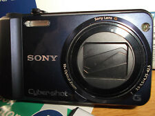 Sony Cyber-shot DSC-H70 16.1MP Digital Camera - Blue GREAT CONDITION