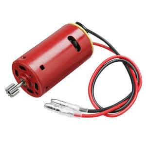 US Stock Henglong 1/16 Tank pair of Red Motors with 6.0 Plug, free shipping