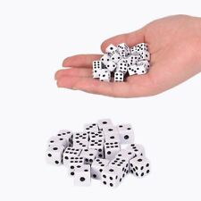 50x/lot 8mm Dices For Board Game Bar Gambling Game Set Club Party Accessories be