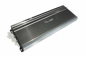 NEW Old School Design US Acoustics Lanna 6 Channel amplifier,SQ,NIB,Amp