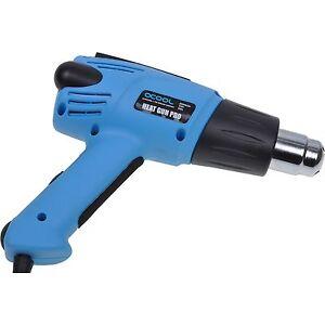 Alphacool HardTube Heat Gun Pro, Heißluftgebläse, blau
