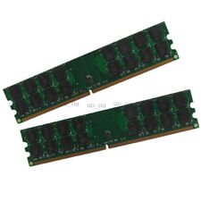 Micron chips 8GB 2X4GB DDR2 PC2-6400 800MHz Desktop Memory RAM For AMD CPU