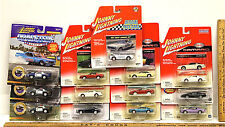 Johnny Lightning Classic Camaro SS & Dragsters USA 13 Diecast Car Mixed Lot NOC