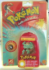 VINTAGE POKEMON POUCH MARBLES #68 MACHAMP SERIES 1 NEW SEALED